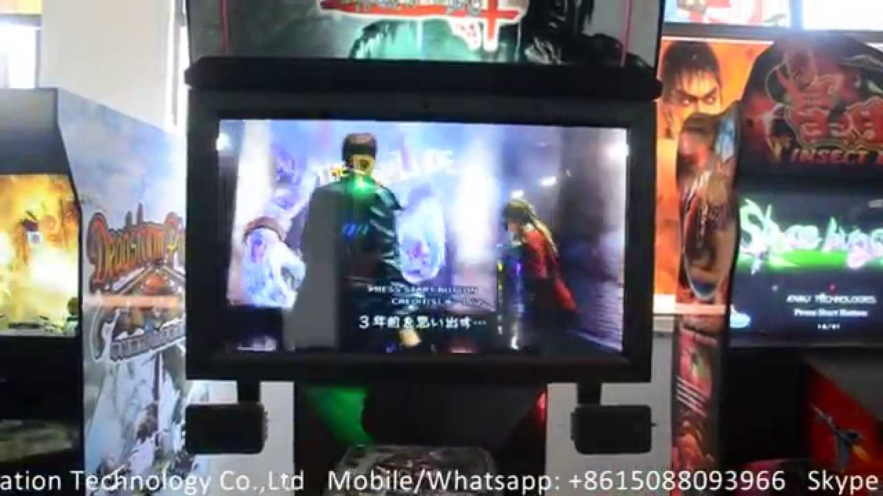 The House Of The Dead 4 Arcade Machine Arcade Shooting Games 鬼屋4