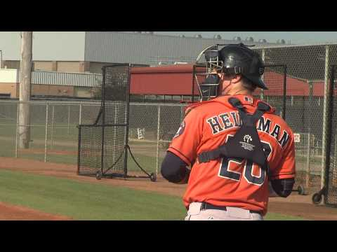 2014 Astros Spring Training - Minor League Catchers
