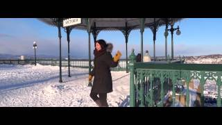 Pharrell Williams - Happy (WE ARE FROM QUEBEC CITY - Hotel Chateau Laurier Quebec & George V)