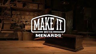 جعله مع Menards – مصمم الأثاث BK إليسون