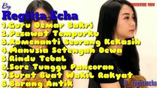 Viral..Kumpulan Lagu Cover Iwan Fals || by Regitta echa