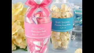Diy Baby Shower Souvenirs Ideas