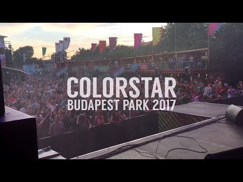 colorStar @ Budapest Park 2017