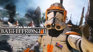 Star Wars Battlefront 2 - Funny Moments #36