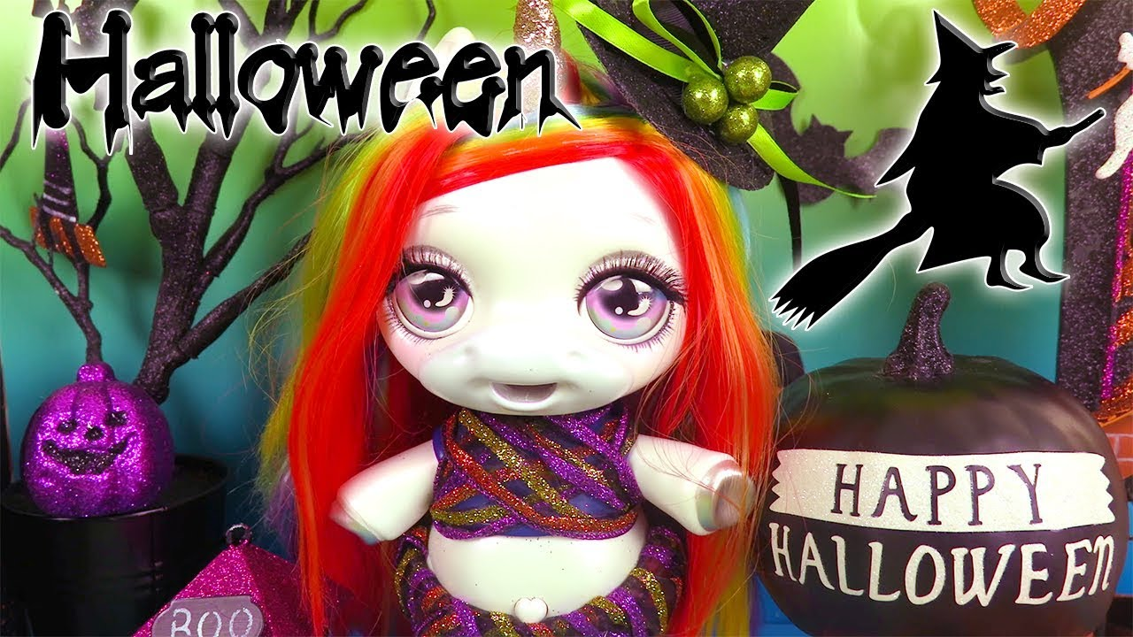 Poopsie Slime De Licorne Et Sorciere D Halloween Unicorn Youtube