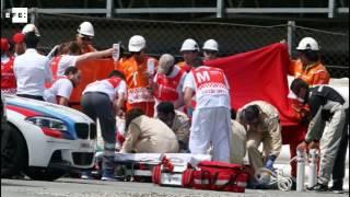 Piloto espanhol Luis Salom morre após acidente na Moto2