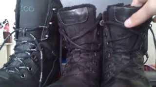 видео Мембранная обувь