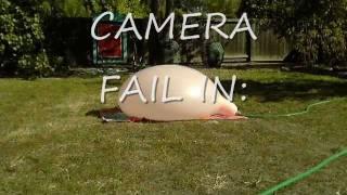 Giant Water Balloon