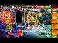 G4K Christmas Snowman Rescue walkthrough Games4King.