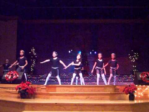 First Noel - Upper Room Christian World Center - Dance Academy - YouTube