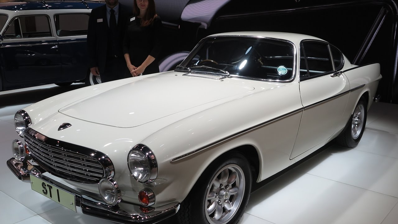 Volvo Acquires Roger Moore's 1967 P1800 And Celebrates 90 Years! NY Auto Show NewCarNews.TV ...