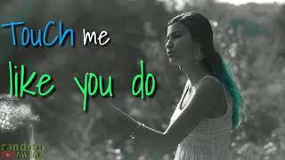 LOVE ME LIKE YOU DO | HOSANNA | VIDYA VOX | WHATSAPP STATUS | LYRIC VIDEO