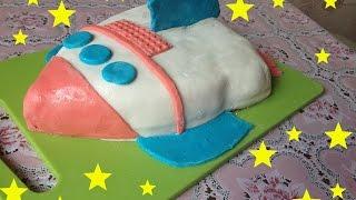 Детский День Рождения дома\торт ракета\конкурсы