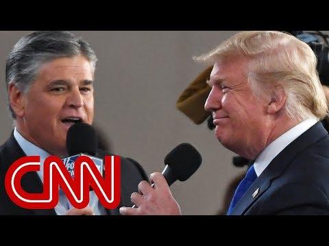 Watch Sean Hannity change tune on bill after Trump intervenes