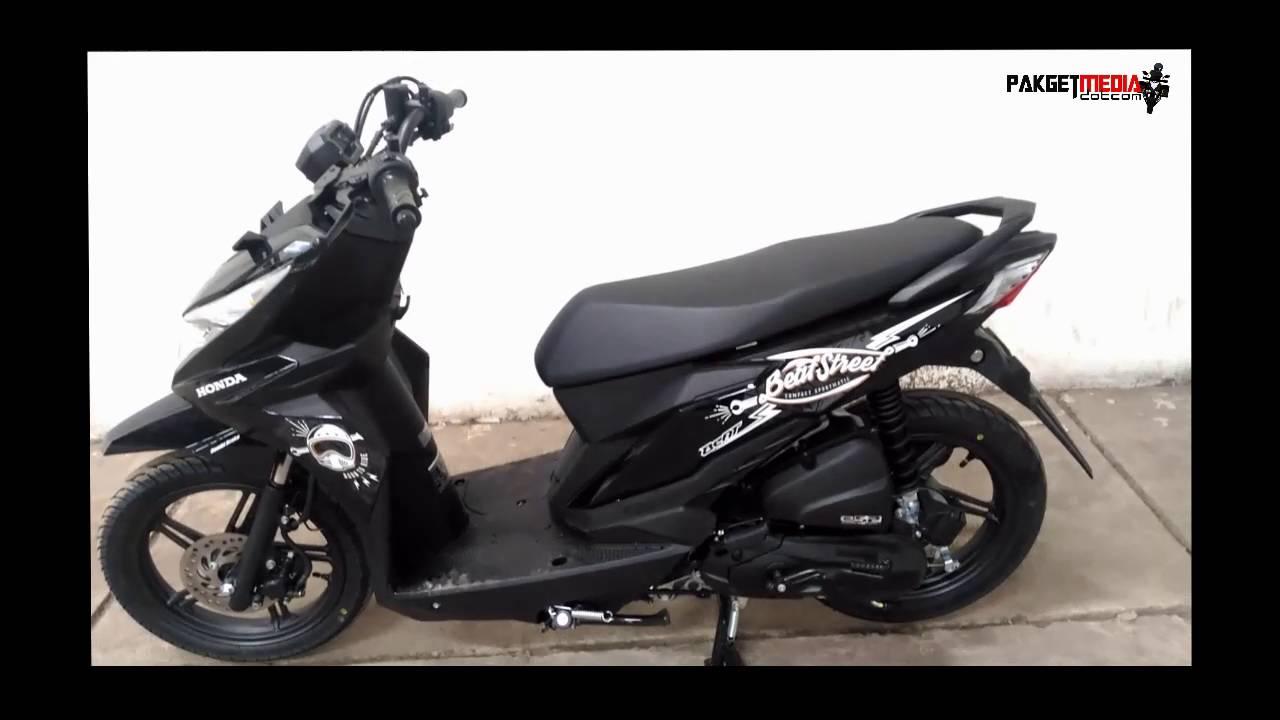 Harga Jual Honda Beat Esp Bekas Fi 2015 Black Full All New Sporty Cbs Iss Soul Red White Kota Semarang 100 Gambar Motor Street Terbaru Dan Terlengkap