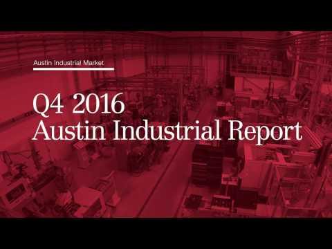 Q4 2016 Austin Industrial Report