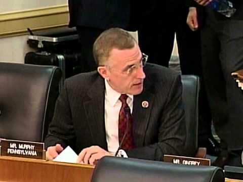 12/10/13 Health Subcommittee Markup