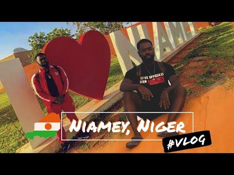 Niamey (Niger) Vlog.