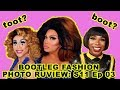 HONEY DAVENPORT joins ALEXIS MICHELLE for BOOTLEG FASHION PHOTO RUVIEW: Season 11 Episode 3!