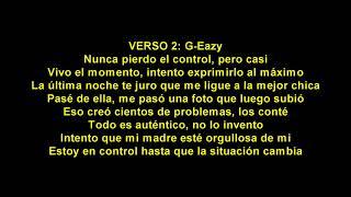 G-Eazy ft Kehlani - Crash & Burn español
