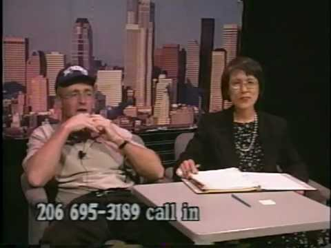 Public Access TV Show Seattle Channel 29-77. Art Baby.Broken Relationships, Mary Christian.2002.