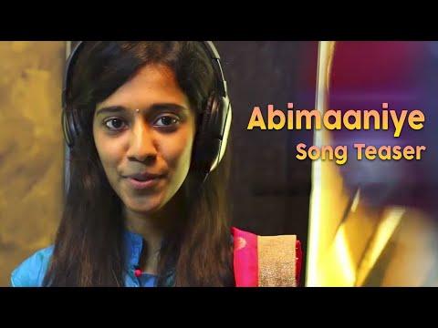 Abimaaniye - Song Teaser | En Aaloda Seruppa Kaanom | Ishaan Dev | Ondraga Entertainment