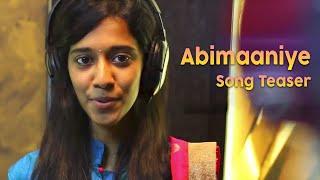 Abimaaniye - Song Teaser