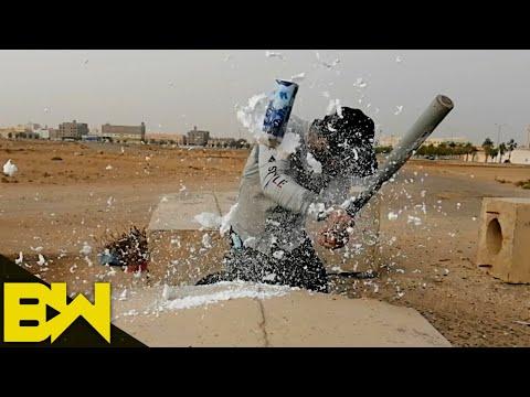 Smashing Things With Baseball Bat In Slow Motion | SlowBro 4 | BroWinners