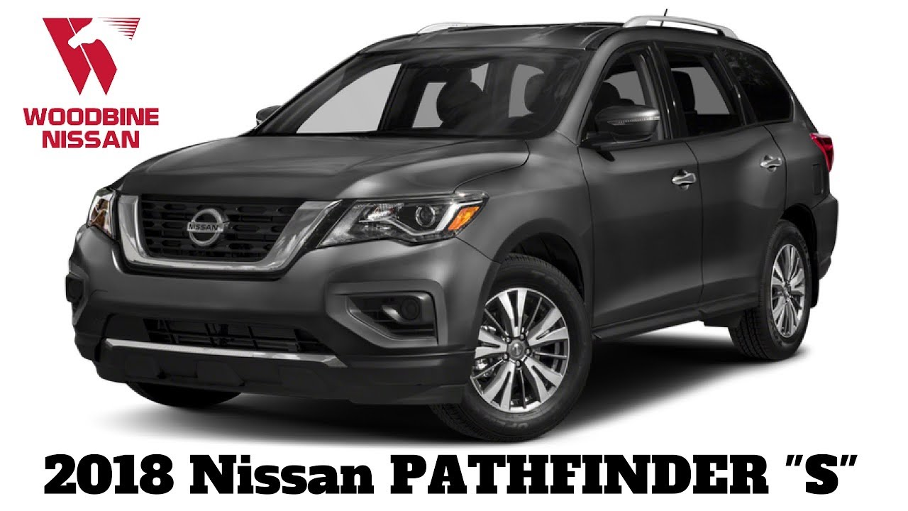 2018 Nissan Pathfinder S Walkaround Review