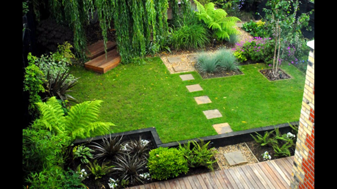 Ideas de renovaci n de jardines youtube for Idee giardino semplice