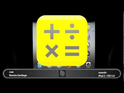 Digits Calculator for iPad + iPhone - oBig.com.br