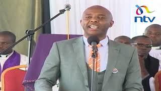 Irungu Kang'ata bashes Judiciary over slowness in case management