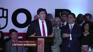 Luciano Bandeira fala sobre delegados de Prerrogativas