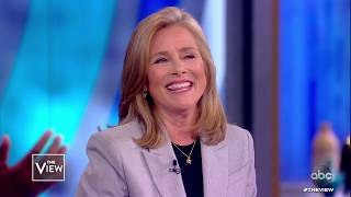"Meredith Vieira Talks New Gameshow ""25 Words or Less"" 
