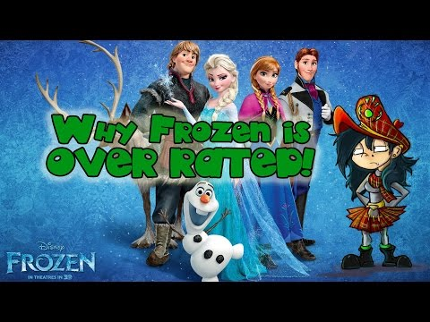 Why Disney's Frozen is Overrated (20,000 Sub Special)