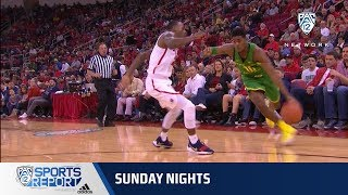 Highlights: Strong second half propels Oregon men's basketball to win over Fresno State