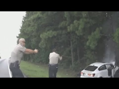 AMAZING POLICE MOMENTS | CRAZY