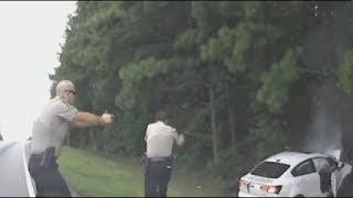 AMAZING POLICE MOMENTS   CRAZY