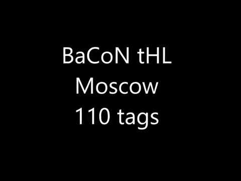 Thug Pro BaCoN tHL Moscow 110 tags (Ending)
