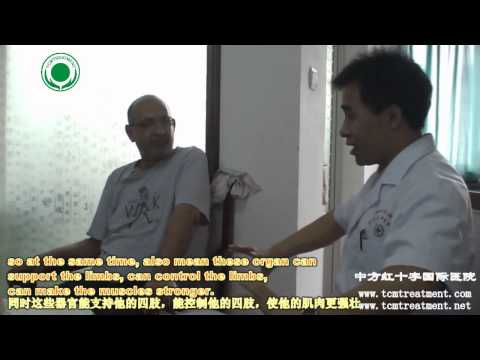 TCM Treatment for ALS of Alsalahi. ALS Solution found In China