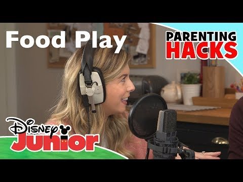 parenting-hacks-|-food-play:-part-2-|-disney-junior-uk