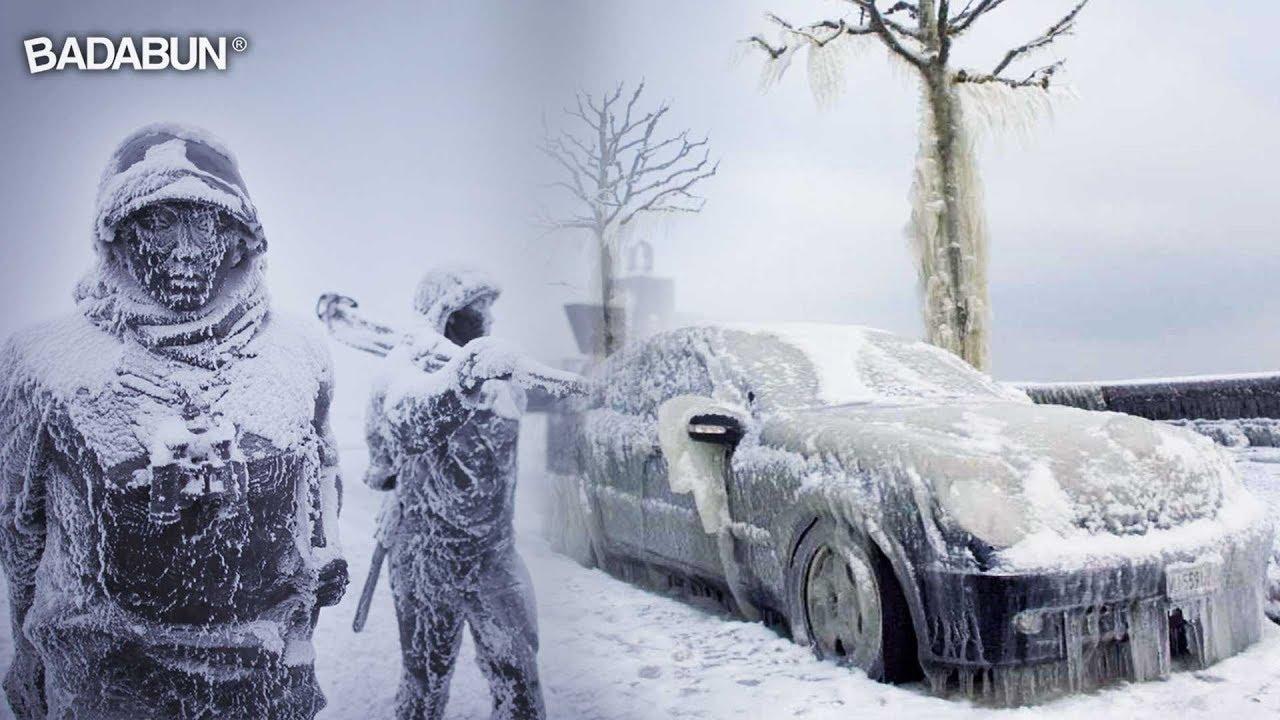 926a9bfea Mira que hacen para no morir en el país más frío del mundo - YouTube
