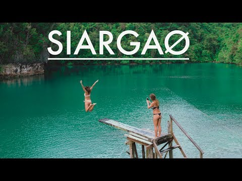 SUGBA LAGOON - SIARGAO is PARADISE