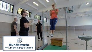BFT – Basis Fitnesstest bei der Bundeswehr