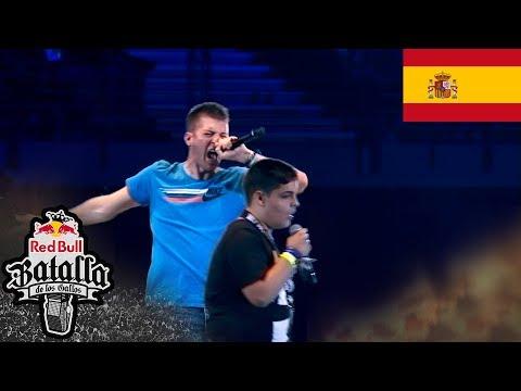 CHUTY vs FORCE - Final: Final Nacional España 2017 - Red Bull Batalla de los Gallos