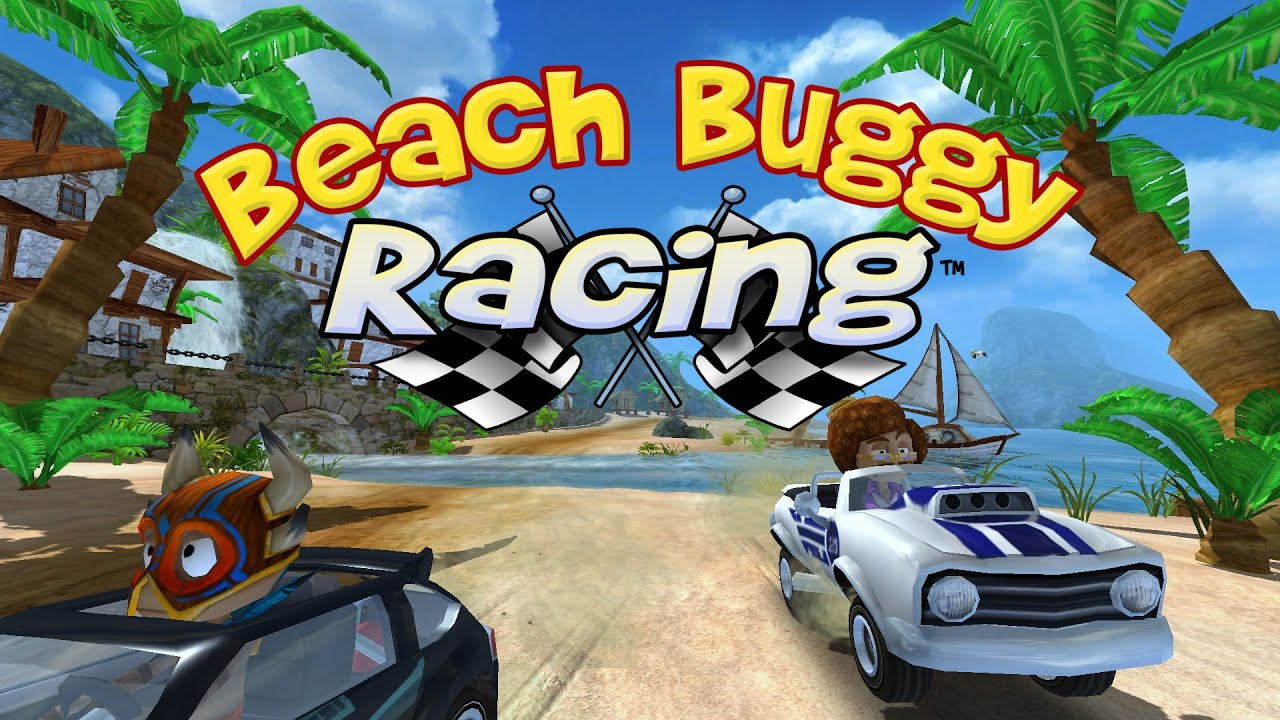 racing beach buggy