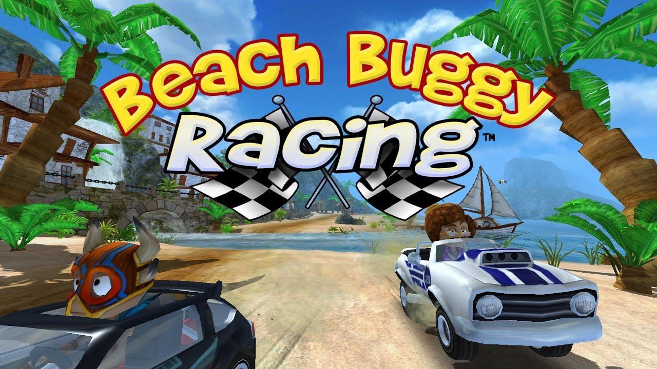 Beach Buggy Racing - Official Trailer - YouTube