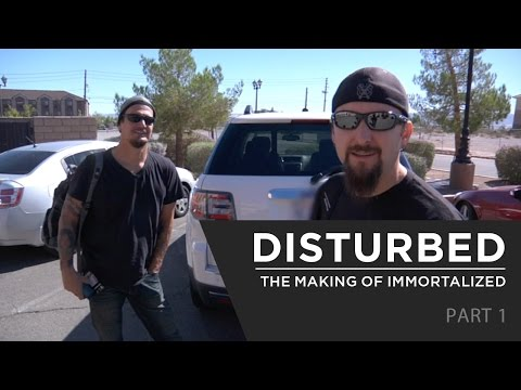 "Disturbed - The Making of ""Immortalized"" 