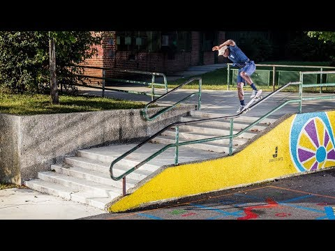 "Rough Cut: Zion Wright's ""REAL"" Part"