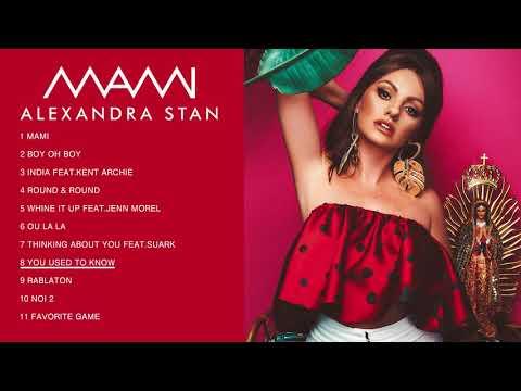 アレクサンドラ・スタン『マミ』スペシャル・サンプラー【Alexandra Stan『MAMI』Special Sampler】